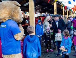 Teddy Bear Express - 10th to 18th February 2018