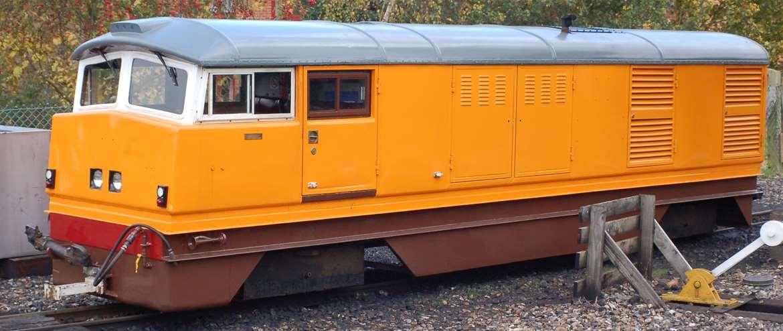 Bure Valley Railway Locomotive No.3 Aylsham Norfolk
