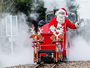 Steam Trains to Santa - December 2017