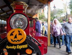 Spooky Express - 21st to 29th October 2017