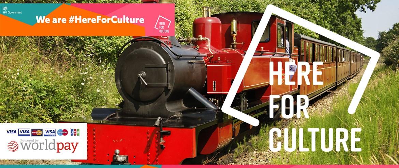 Steam Trains to the Norfolk Broads