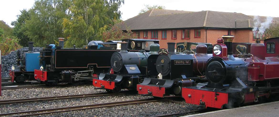 23Nov15134439Bure Valley Railway Steam Locomotives Aylsham Norfolk