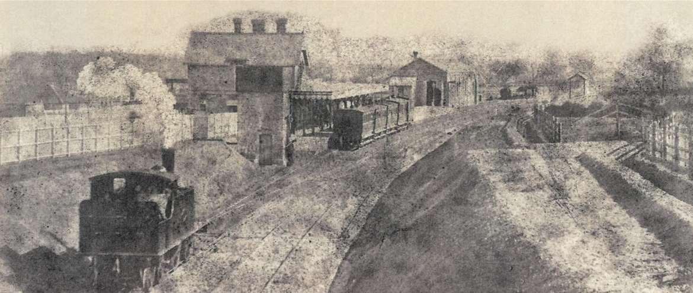 Bure Valley Railway Aylsham Station 1880