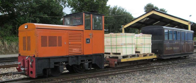 Bure Valley Railway Diesel Loco No.4 Aylsham Norfolk