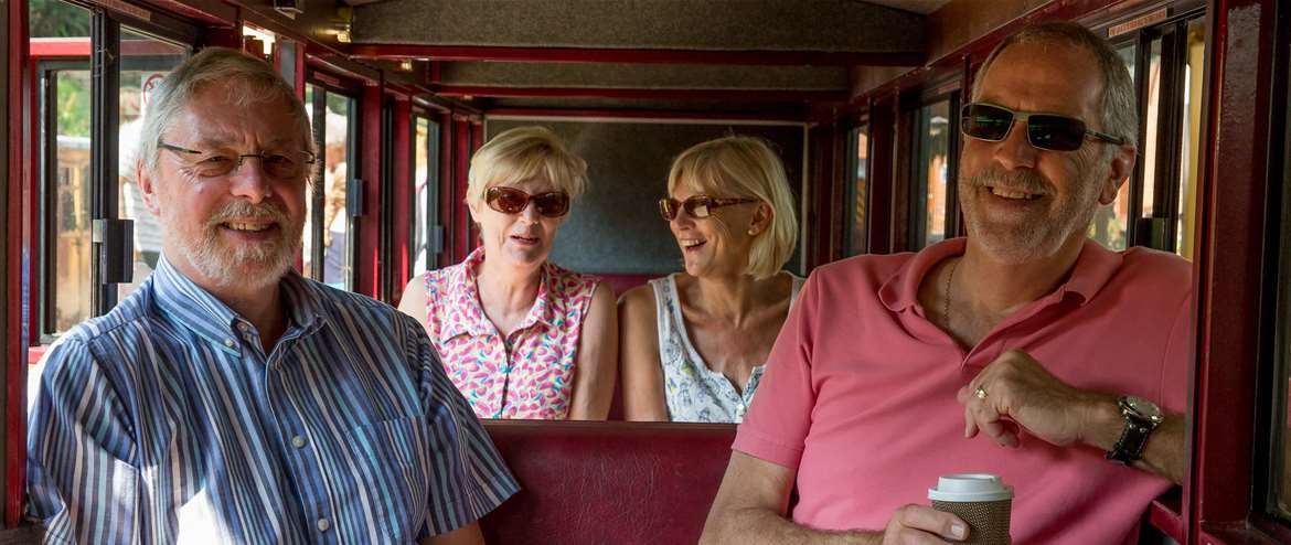 Bure Valley Railway_Passengers_Coaches_Aylsham_Wroxham_Norfolk