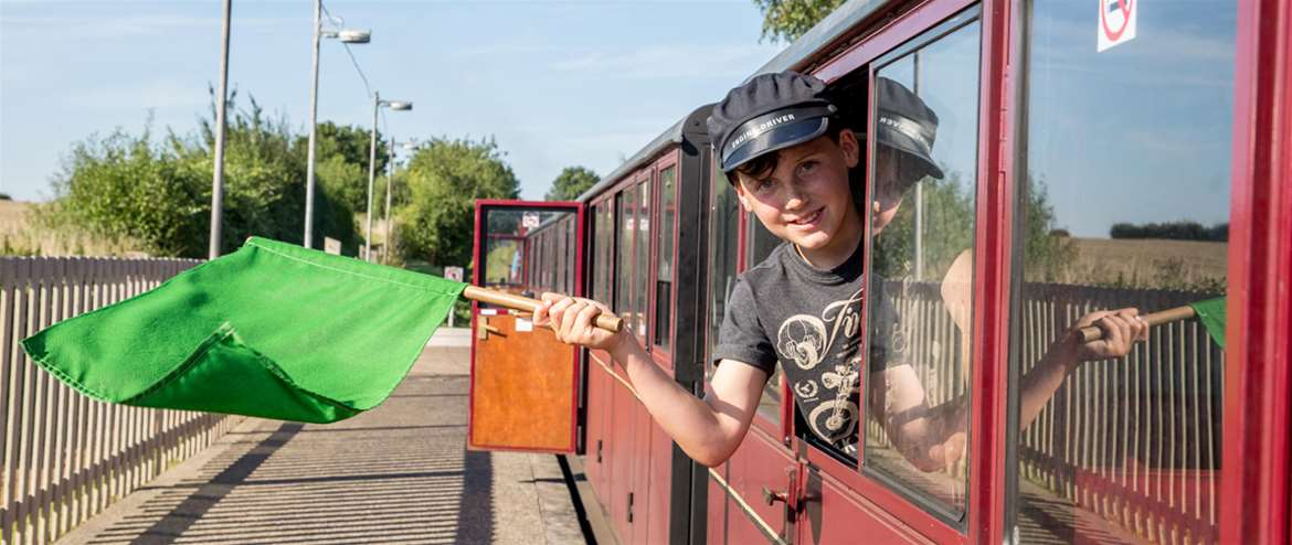 Friends of the Railway - Bure Valley -133
