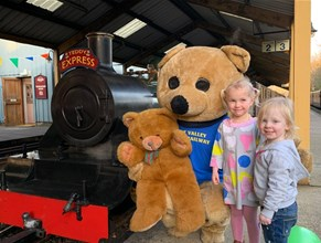 Teddy Bear Express - 15th to 23rd February 2020