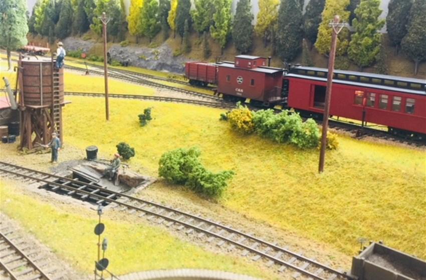 Model Rail Express - 5th October 2019