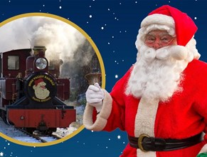 Steam Trains to Santa - December 2019